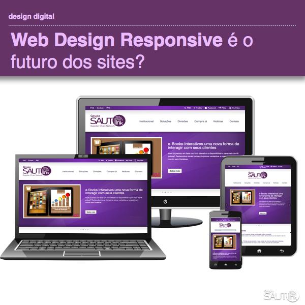 Web Designer Responsivo - Grupo Sautlink